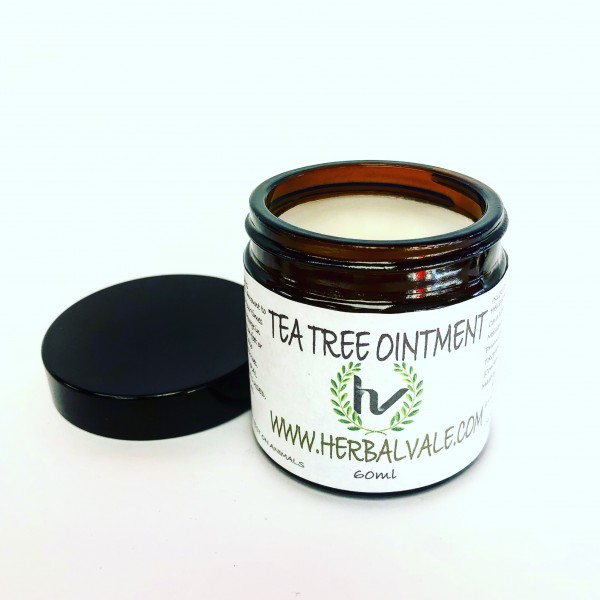 HERBAL VALE TEA TREE OINTMENT